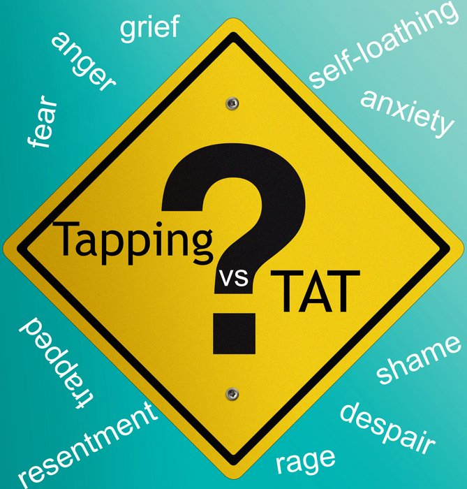1-TAT vs Tapping
