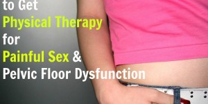 physical therapy for painful sex